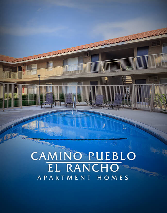 Camino Pueblo and El Rancho Apartment Homes Property Photo